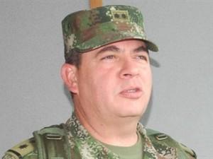 FUERZAS MILITARES - general Leonardo Barrero