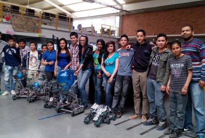 Niños robotica EEUU