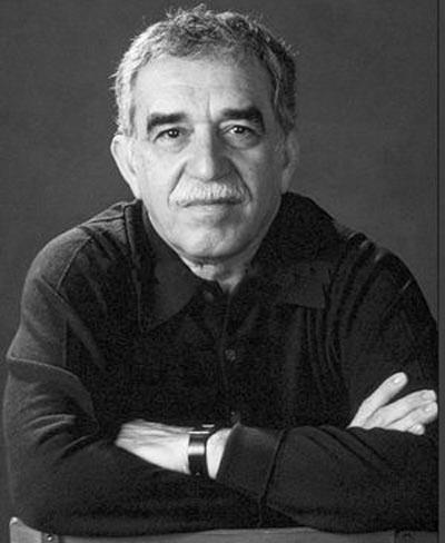 GABRIEL GARCIA MARQUEZ- EN CERA CUBA