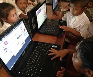computador niños